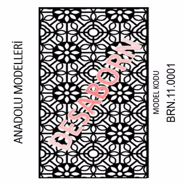 BRN.11.0001 Dekoratif Sac