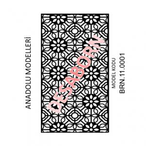 BRN.11.0004 Dekoratif Sac