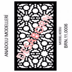 BRN.11.0006 Dekoratif Sac
