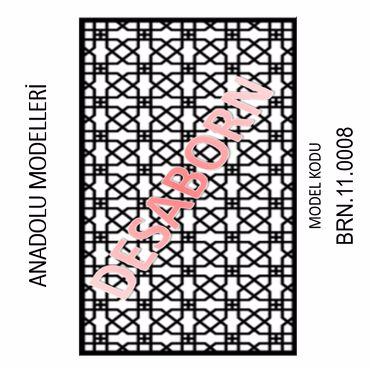 BRN.11.0008 Dekoratif Sac