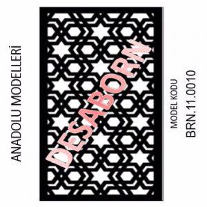 BRN.11.0010 Dekoratif Sac