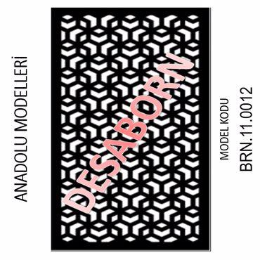 BRN.11.0012 Dekoratif Sac