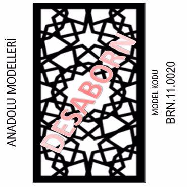 BRN.11.0020 Dekoratif Sac