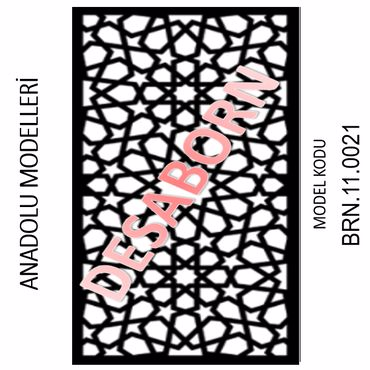 BRN.11.0021 Dekoratif Sac