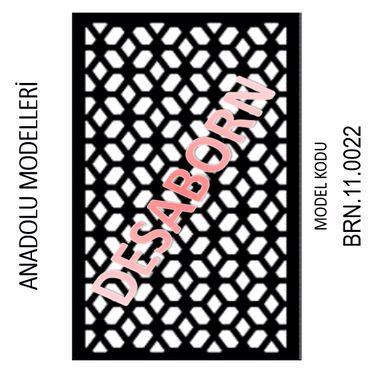 BRN.11.0022 Dekoratif Sac