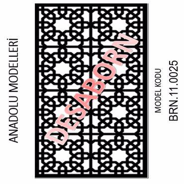 BRN.11.0025 Dekoratif Sac