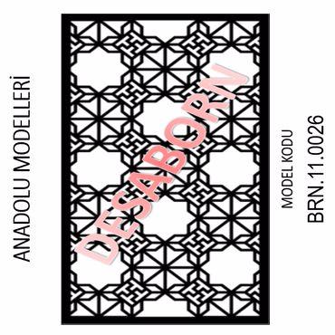 BRN.11.0026 Dekoratif Sac