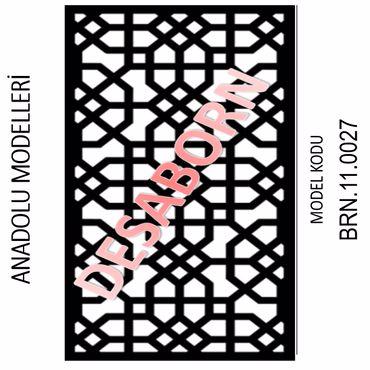 BRN.11.0027 Dekoratif Sac