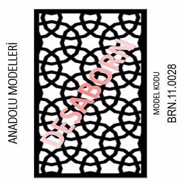 BRN.11.0028 Dekoratif Sac