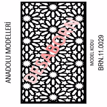 BRN.11.0029 Dekoratif Sac