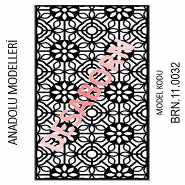 BRN.11.0032 Dekoratif Sac