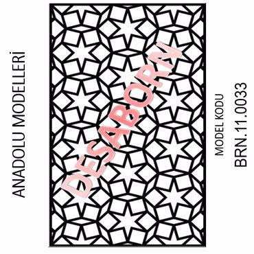 BRN.11.0033 Dekoratif Sac