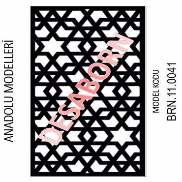 BRN.11.0041 Dekoratif Sac