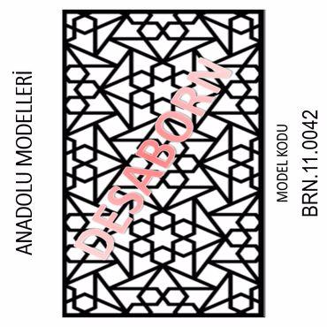 BRN.11.0042 Dekoratif Sac