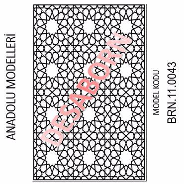 BRN.11.0043 Dekoratif Sac