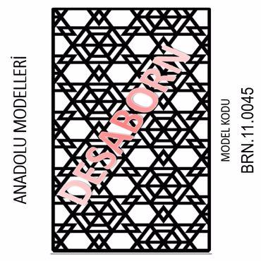 BRN.11.0045 Dekoratif Sac