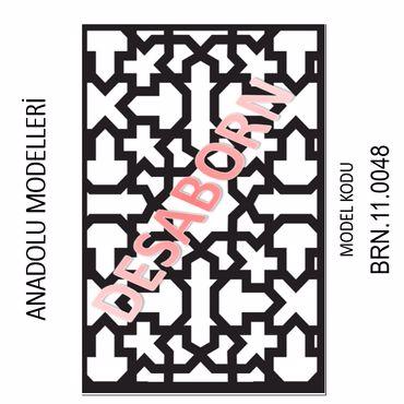 BRN.11.0048 Dekoratif Sac
