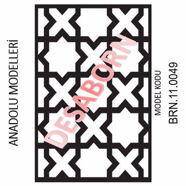 BRN.11.0049 Dekoratif Sac