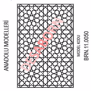 BRN.11.0050 Dekoratif Sac