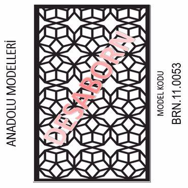 BRN.11.0053 Dekoratif Sac