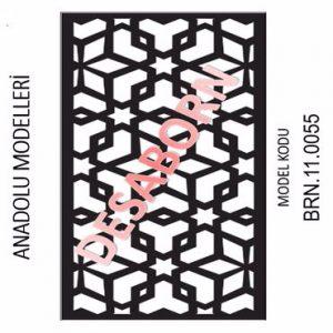 BRN.11.0055 Dekoratif Sac