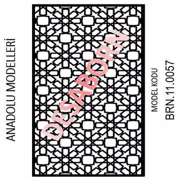 BRN.11.0057 Dekoratif Sac