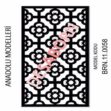 BRN.11.0058 Dekoratif Sac