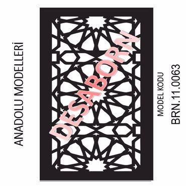BRN.11.0063 Dekoratif Sac