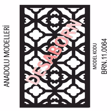 BRN.11.0064 Dekoratif Sac