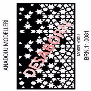 BRN.11.0081 Dekoratif Sac