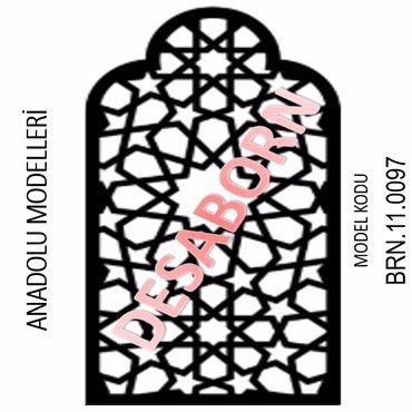 BRN.11.0097 Dekoratif Sac