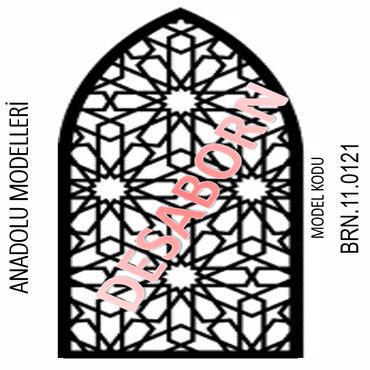 BRN.11.0121 Dekoratif Sac