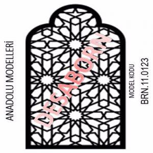 BRN.11.0123 Dekoratif Sac