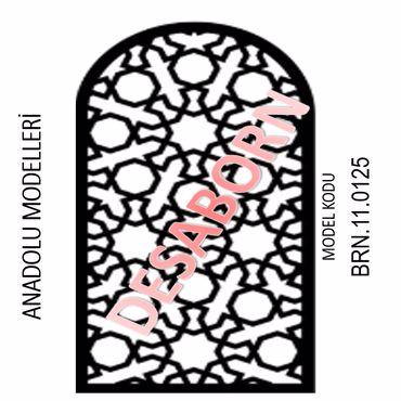 BRN.11.0125 Dekoratif Sac