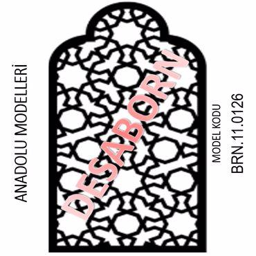 BRN.11.0126 Dekoratif Sac