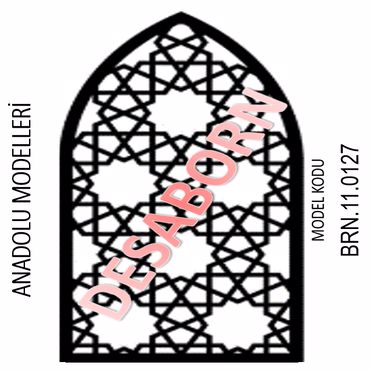 BRN.11.0127 Dekoratif Sac