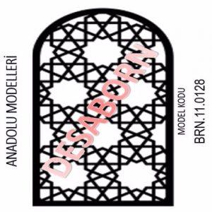 BRN.11.0128 Dekoratif Sac
